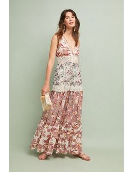 Cabaret Floral Maxi Dress by Ranna Gill