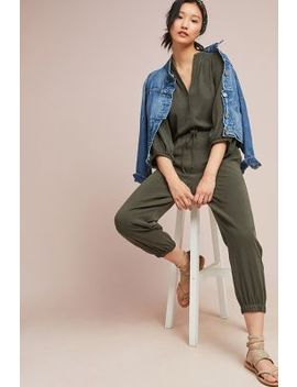 Harper Utility Jumpsuit by Velvet By Graham & Spencer