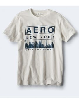 Aero New York Graphic Tee by Aeropostale