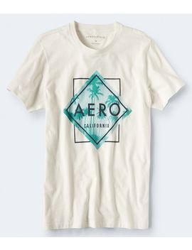 Aero California Diamond Graphic Tee*** by Aeropostale