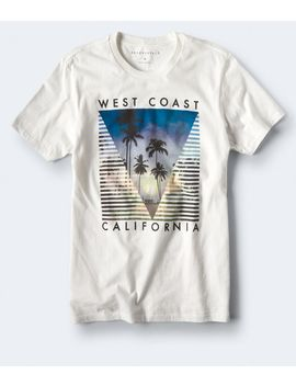 West Coast California Graphic Tee by Aeropostale