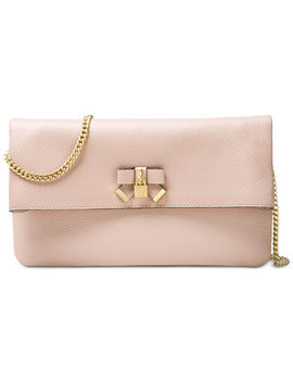 Everly Medium Fold Over Clutch by Michael Michael Kors