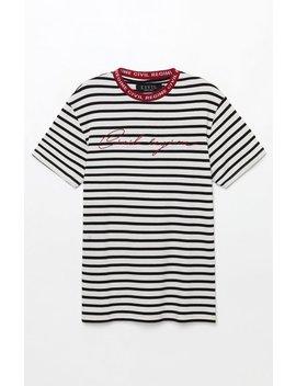 Era Stripe T Shirt by Civil