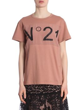 Cotton T Shirt by N.21