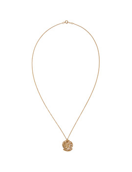 Gold The Forgotten Memory Necklace by Alighieri