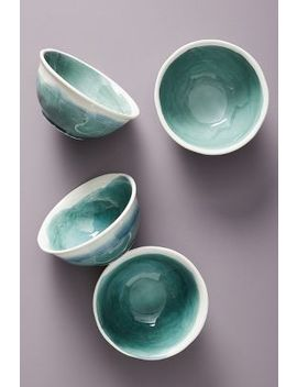Cabarita Bowls, Set Of 4 by Gather By Anthropologie