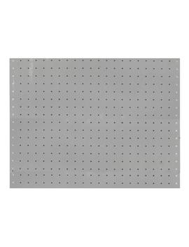 Dura Board 22 In. W X 18 In. H 3/16 In. Hole White Polypropylene Pegboards (2 Pack) by Triton