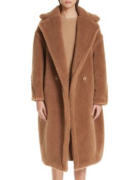 Teddy Bear Icon Faux Fur Coat by Max Mara