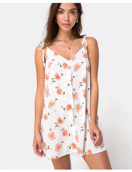 Osla Slip Dress In New Romance By Motel by Motel Rocks