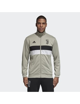 Juventus 3 Stripes Track Jacket by Adidas