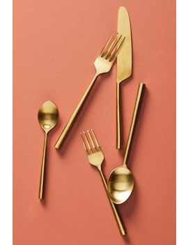 Streamlined Flatware by Gather By Anthropologie