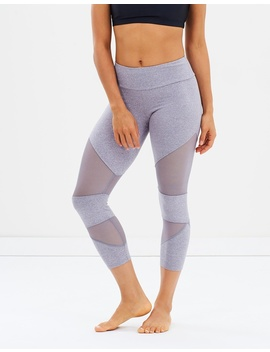 Cut Out Capri Tights by Onzie