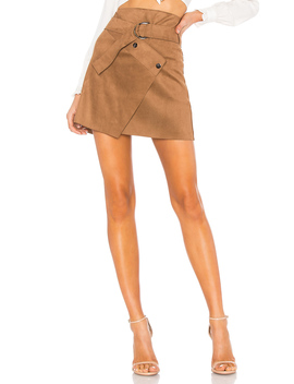 Dionne Skirt In Caramel by Astr The Label