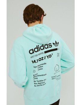 Kaval Pullover Hoodie by Adidas