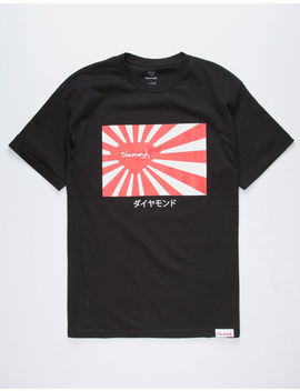 Diamond Supply Co. Rising Mens T Shirt by Diamond Supply Co.