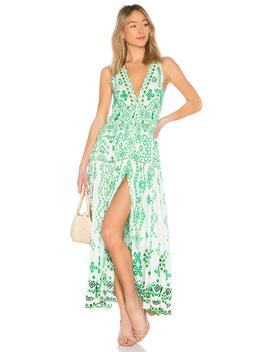 Jade Maxi Dress by Rococo Sand