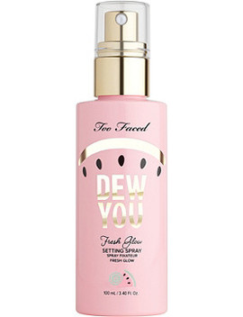 Tutti Frutti   Dew You Fresh Glow Setting Spray by Too Faced