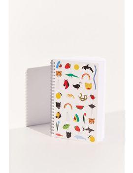 Lorien Stern Big Plans Notebook by Lorien Stern