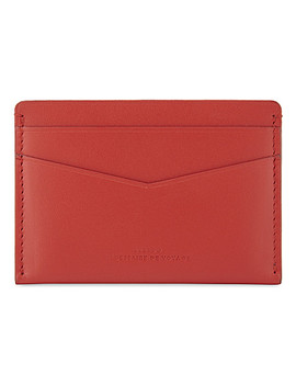 Matte Leather Card Holder by Byredo