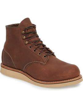 Rover Plain Toe Boot by Red Wing
