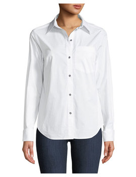 Button Front Blouse by Michael Michael Kors