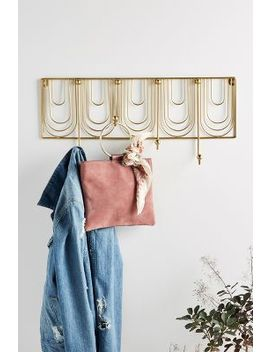 Bel Air Hook Rack by Anthropologie