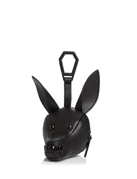 Bambino Dog Leather Bag Charm by Kendall And Kylie