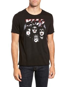 Kiss Graphic T Shirt by John Varvatos Star Usa