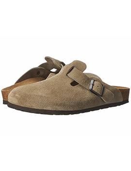 Boston Suede (Unisex) by Birkenstock