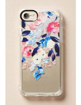 Casetify Waterfall Floral I Phone Case by Casetify