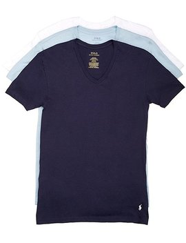 Polo Three V Necks by Amazon