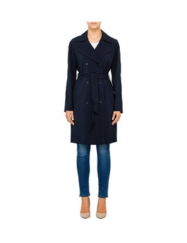 Classic Trench Coat by Armani Jeans