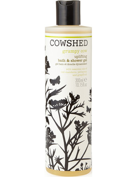 Grumpy Cow Uplifting Bath & Shower Gel by Cowshed