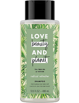 Tea Tree Oil And Vetiver Radical Refresher Shampoo by Love Beauty And Planet