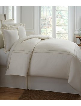 Heirloom 500 Thread Count Sateen & Twill Duvet by Generic