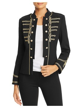 Drummer Boy Jacket   100 Percents Exclusive by Karen Millen
