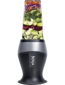 Fit 16 Oz. Blender   Black, Silver by Ninja