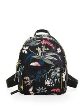 Watson Lane Botanical Small Hartley Backpack by Kate Spade New York