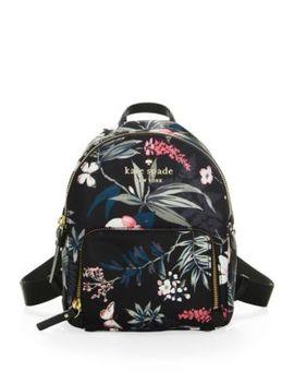 Watson Lane Botanical Small Hartley Backpack by Kate Spade New York