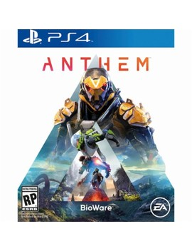 Play Station 4 by Anthem