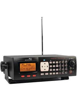 Whistler Ws1065 Digital Desktop/Mobile Radio Scanner by Whistler