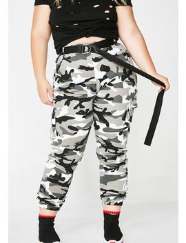 Empowered Babe Camo Pants by K Too
