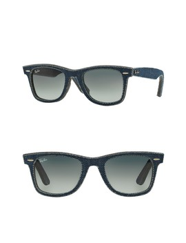 50mm Wayfarer Sunglasses by Ray Ban