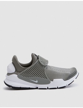 Sock Dart In Dark Stucco/White/Black by Nike