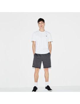 Men's  Sport Tennis Fleece Shorts by Lacoste