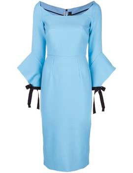 Hitchcock Dress by Roland Mouret