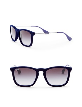 Chris Youngster 54mm Square Sunglasses by Ray Ban