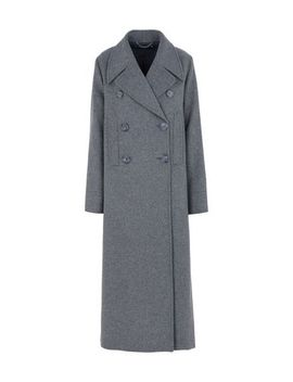Stella Mc Cartney Coat   Coats & Jackets D by Stella Mc Cartney