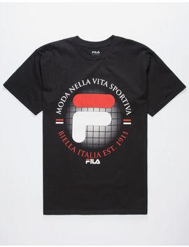 Fila Moda Nella Mens T Shirt by Fila