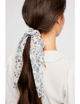 Floral Scarf Pony by Free People